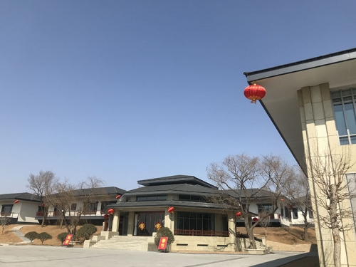 Huangshan Passive House Project
