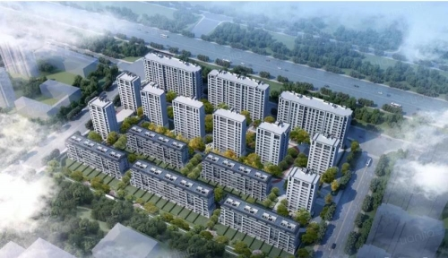 Donglin Mansion Project