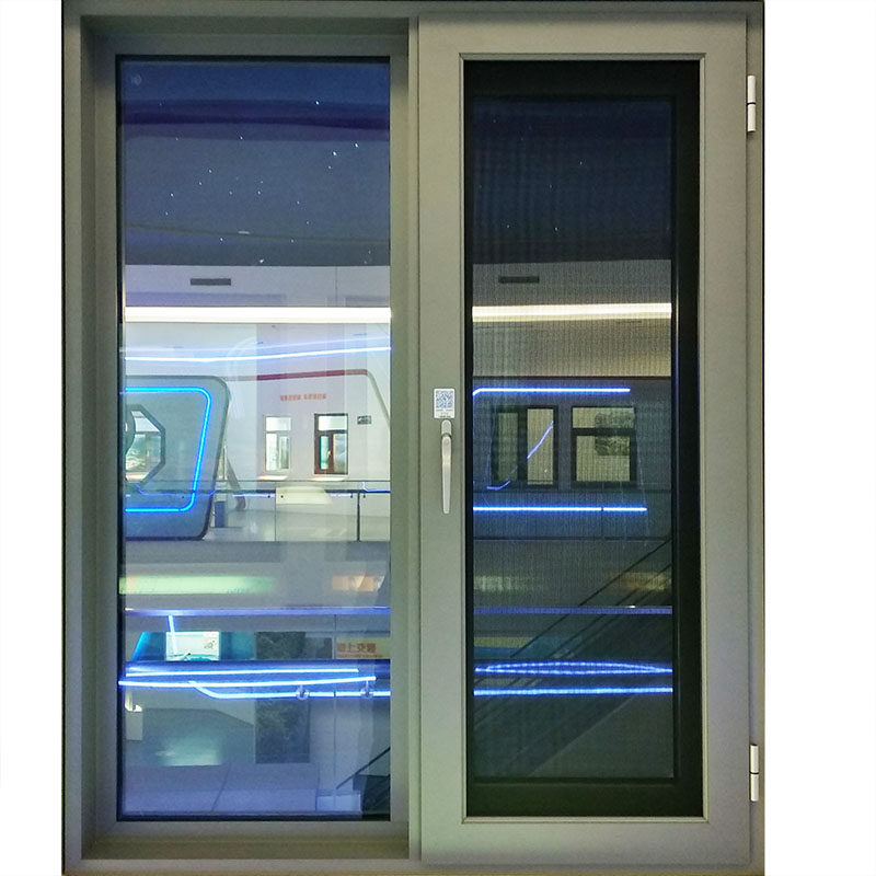 ES68 window screen integrated window