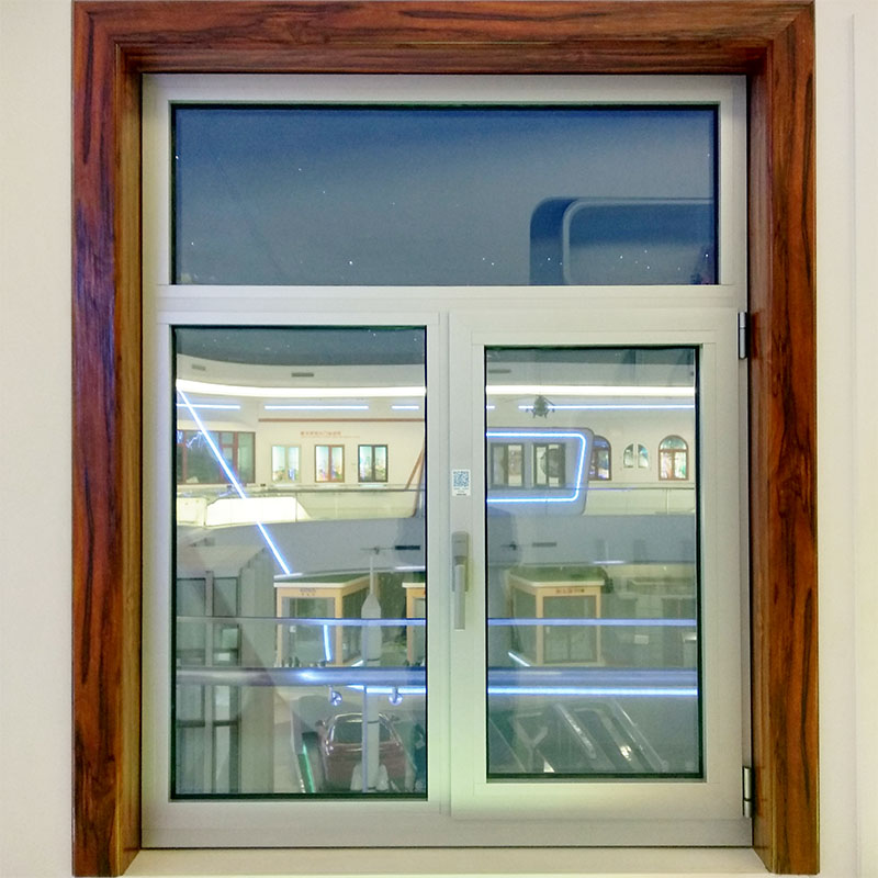 ES70A opening window with inner screen