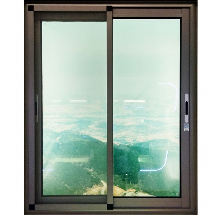 ES86 sliding door and window with push-pull screen