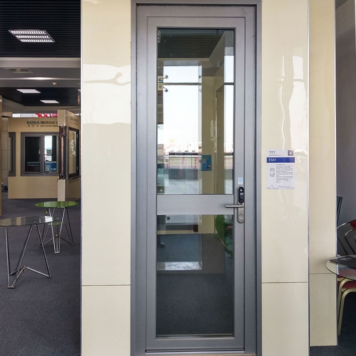 ES61 smart lock outer swing door